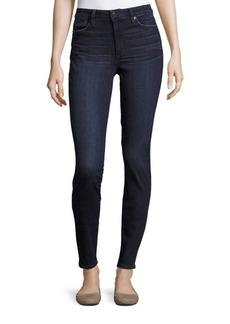 Joe's Delilah High-Rise Skinny-Fit Jeans