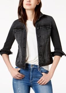 Joe's Jeans Joe's Distressed Cotton Denim Jacket