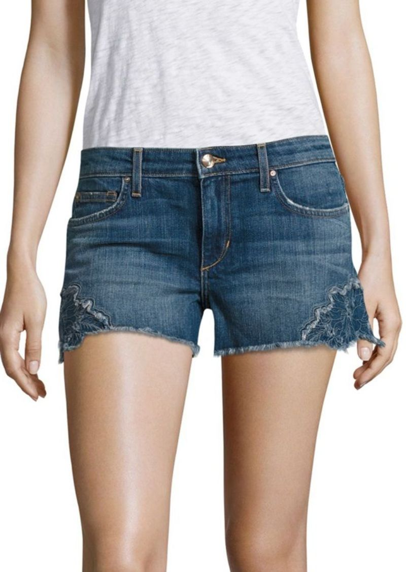 Joe's Jeans Joe's Distressed Denim Shorts