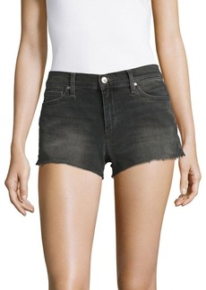 Joe's Jeans Joe's Easton Frayed Denim Shorts