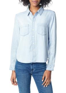 Joe's Jeans Favorite Daughter Denim Button-Up Shirt
