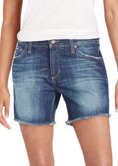 Joe's Jeans Joe's Ex-Lover Frayed Denim Shorts