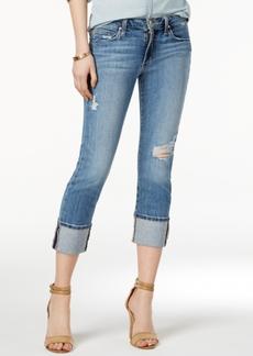 Joe's Ex Ripped Cuffed Jeans
