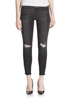 Joe's Jeans Finn Distressed Skinny Jeans