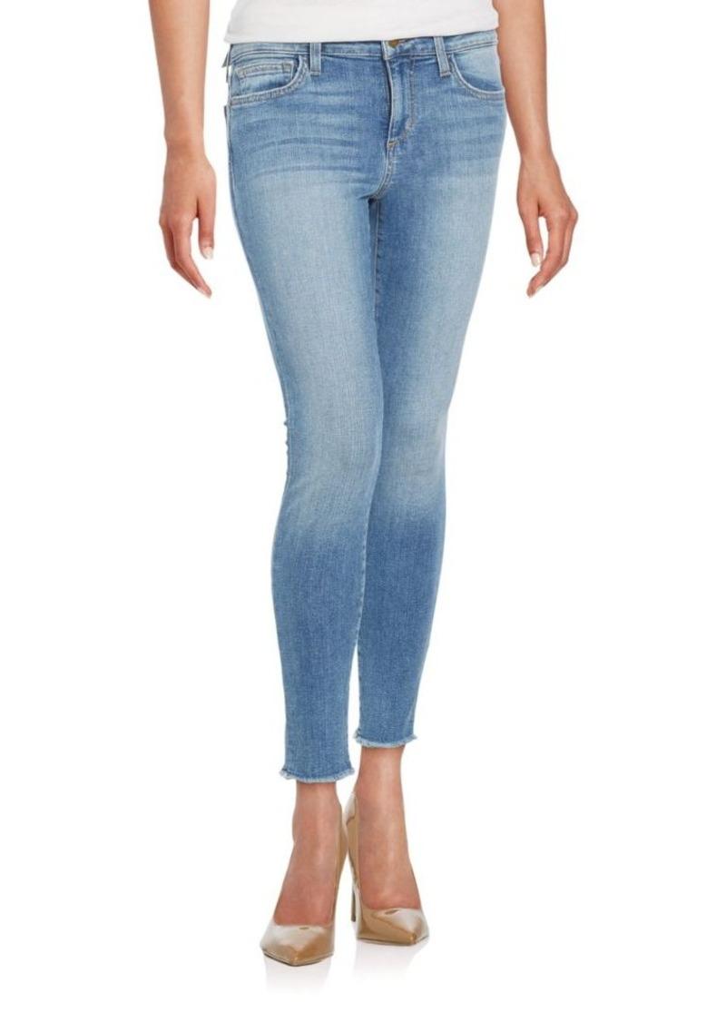 Joe's Jeans Joe's Finn Skinny Ankle Fray Jeans