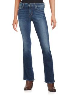 Joe's Jeans Five Pocket Bootcut Jeans