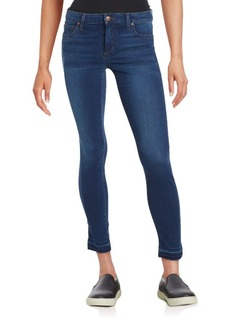 Joe's Jeans Five-Pocket Skinny Ankle-Length Jeans