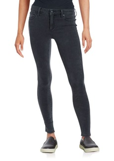 Joe's Five-Pocket Skinny Fit Denim Jeans