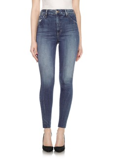 Joe's Flawless - Bella High Waist Ankle Skinny Jeans (Noreen)
