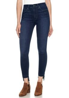 Joe's Flawless - Charlie High Waist Step Hem Ankle Skinny Jeans (Nurie)