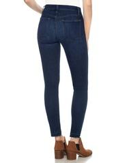 Joe's Jeans Joe's Flawless - Charlie High Waist Step Hem Ankle Skinny Jeans (Nurie)