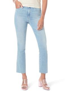 Joe's Jeans Joe's Flawless - Honey Curvy High Waist Crop Bootcut Jeans (Chloe)