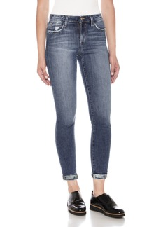 Joe's Flawless - Icon Crop Skinny Jeans (Aisha)