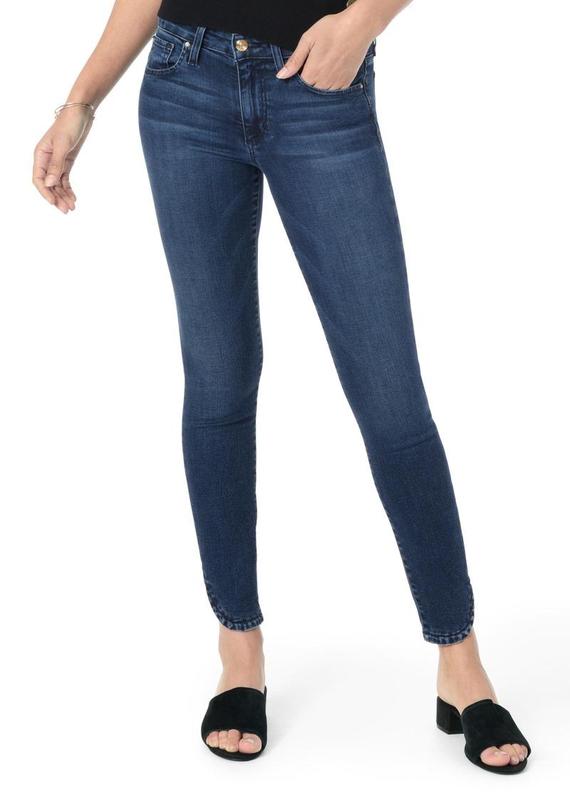 Joe's Jeans Joe's Flawless - Icon Dolphin Hem Ankle Skinny Jeans (Julie)