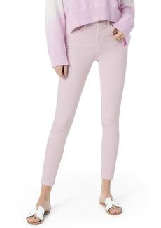 Joe's Jeans Joe's Flawless - Icon Raw Hem Crop Skinny Jeans