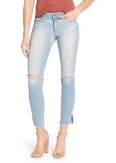Joe's Jeans Joe's 'Flawless - Icon' Shredded Ankle Jeans (Verra)