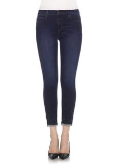 Joe's Flawless - Markie Crop Skinny Jeans (Cammi)