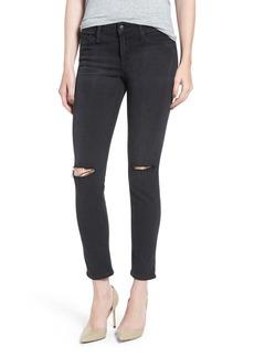 Joe's Jeans Joe's 'Flawless - Vixen' Ripped Ankle Skinny Jeans (Emilie)