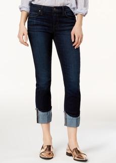 Joe's Frayed Cuffed Jeans