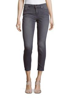 Joe's Jeans Freda Skinny-Fit Cropped Jeans