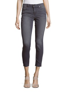 Joe's Freda Skinny-Fit Cropped Jeans