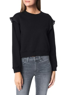 Joe's Jeans Joe's Frill Shoulder Sweatshirt
