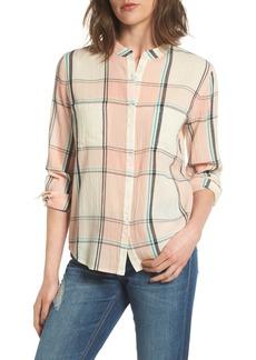 Joe's Jeans Joe's Genevieve Plaid Shirt