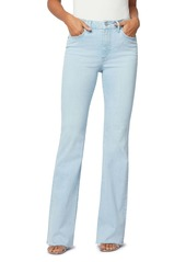 Joe's Jeans Joe's Hi Honey High Waist Raw Hem Bootcut Jeans (Florentina)