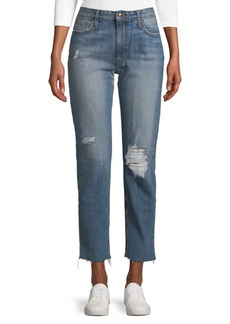 Joe's High Rise Ankle Jeans
