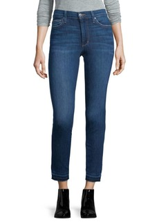 Joe's High-Rise Ankle Jeans