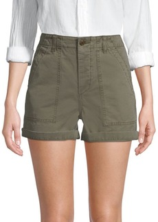 Joe's Jeans High-Rise Army Shorts