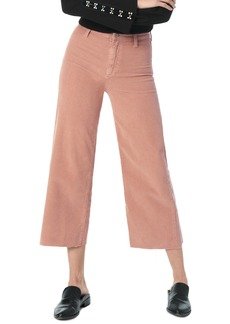 Joe's Jeans Joe's High Waist Corduroy Crop Flare Pants