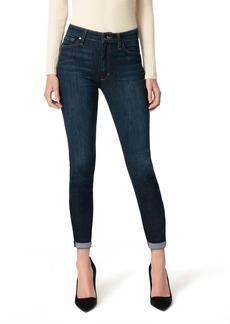 Joe's Jeans Joe's High Waist Crop Skinny Jeans (Clementine)