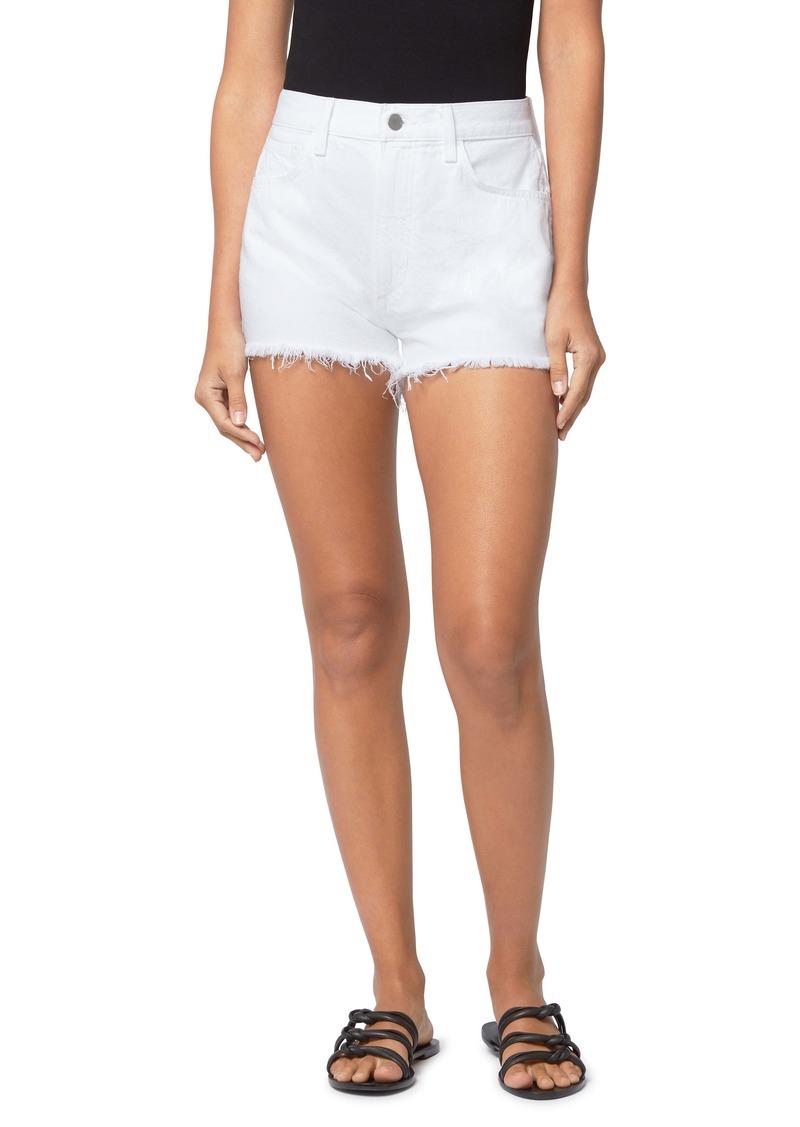 Joe's Jeans Joe's High Waist Cutoff Denim Shorts