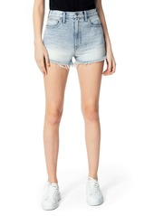 Joe's Jeans Joe's High Waist Cutoff Denim Shorts (Cadence)