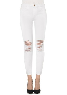 Joe's Icon Crop Skinny Jeans (Scottie)