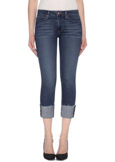 Joe's Icon Cuffed Crop Skinny Jeans (Lynda)