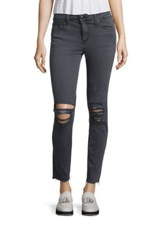 Joe's Jeans Icon Distressed Ankle Jeans