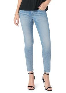 Joe's Jeans Joe's Icon Frayed Crop Skinny Jeans (Willow)