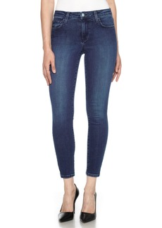 Joe's Icon High Waist Crop Skinny Jeans (Everly)