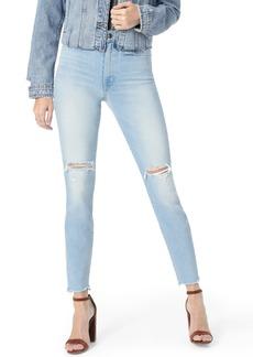 Joe's Jeans Joe's Icon Ripped Ankle Skinny Jeans (Denice)