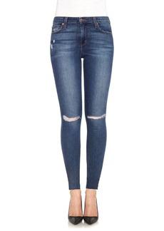 Joe's Jeans Joe's 'Icon' Ripped Ankle Skinny Jeans (Terri)