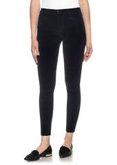 Joe's Jeans Joe's Icon Velvet Ankle Skinny Pants