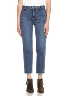 Joe's Jane Straight Leg Crop Jeans (Karla)