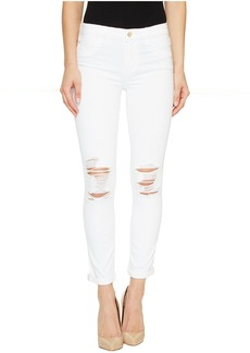 Joe's Jeans Andie Skinny Crop in Scottie
