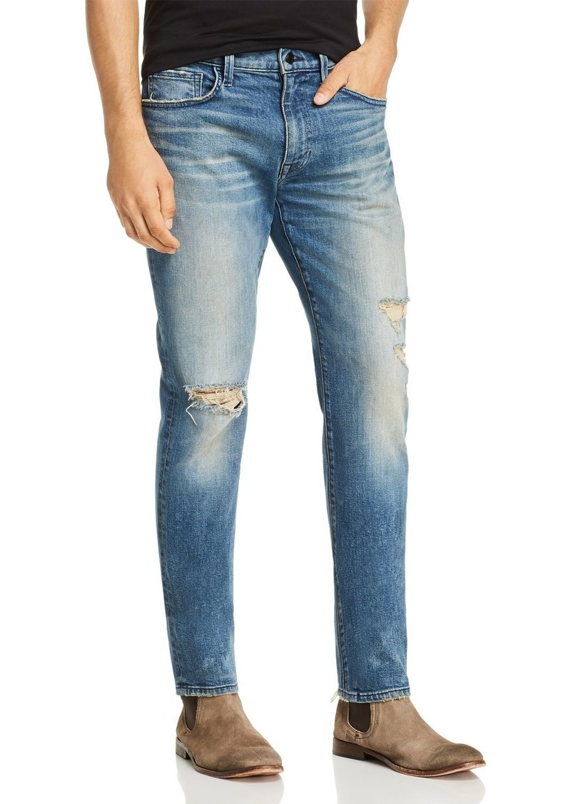 Joe's Jeans Asher Slim Fit Jeans in Flatbush Distressed