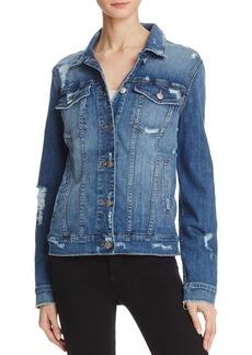 Joe's Jeans Ashley East Fit Denim Jacket