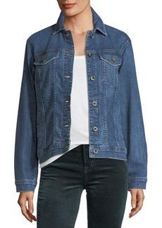 Joe's Jeans Ashley Medium-Wash Denim Jacket