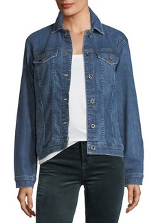 Joe's Jeans Ashley Medium-Wash Denim Jacket
