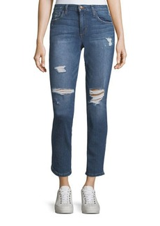 Joe's Jeans Billie Cropped Boyfriend Jeans
